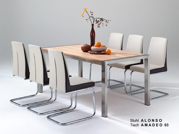 Обеденные столы стеклянные с
